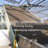 Low Cost High Return Waste Heat Sludge Dryer/Belt Dryer for Reutilization Environmental Protection Industry