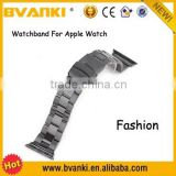 New Fashion 2015 Smart Watch Steel Strap Of Band For Apple For iWatch,Easy Change Strap For Sublimation Watch Band