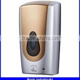 wall mounted automatic sensor touchless foaming soap dispenser with refilled bottle                                                                         Quality Choice