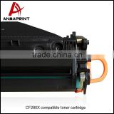 China Manufacturer Best Toner Printer Cartridge Supplier CF280X Laser Printer Cartridge for HP Printers bulk buy from china