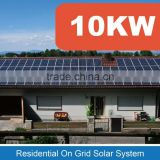10kw Grid tie solar System also called 10kw Home solar Power system                                                                         Quality Choice