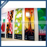 2016 new product indoor hanging advertising banner