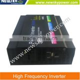 new design High Frequency Pure Sine Wave power solar dc ac inverter