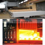 Low heat treatment costs,high temperature furnace,RT2-65-9 bogie-hearth resistance furnace