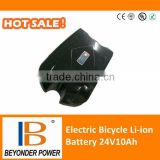 e-bike battery 24 volt lithium battery pack