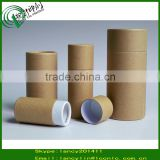 Round kraft paper tube cheap cylinder paper cardboard tubes paper tubes with lid                                                                         Quality Choice