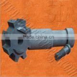 STA graphite shaft and rotor,graphite impeller for degassing in lower price