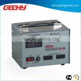 SVC-500VA motor single phase servo type Meter display electromechanical control automatic AC voltage regulator/stabilizer/AVR