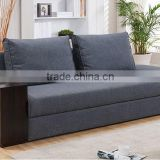 Multifunctional fabric sofa bed,living room sofa,wood frame sofa bed with storage                                                                         Quality Choice