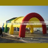 Factory Branded Hot Sale Inflatable Party Tent