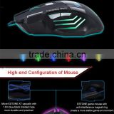 New 5500 DPI 6D 7 Buttons LED Optical USB Wired Gaming Mouse Mice For Pro Gamer