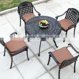 Outdoor Aluminum Dining Table and Chairs Set CA-686                                                                         Quality Choice