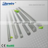 Linear LED Strip Profiles , led light bar under cabinet for building personal light fixtures, DIY lighting