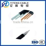 overground cable Al conductor OR Cu conductor