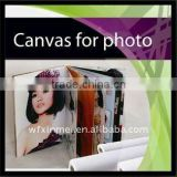 Waterproof Polyester inkjet canvas oil painting set