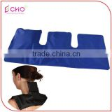 Hot-Cold Shoulder and Neck Gel Pack Wrap for Pain Relief