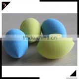 cut shape makeup sponge puff/makeup sponge applicator