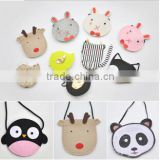hot sale kids non-woven coin case, decorative and handmade bag for baby