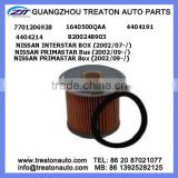 OIL FILTER 7701206928 1640500QAA 4404191 4404214 8200248903 FOR NISSAN INTERSTAR BOX 02- PRIMASTAR BUS 02- PRIMASTAR BOX 02-