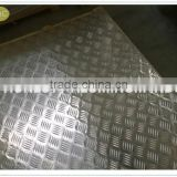 Wholesales price aluminum diamond plate 5052 5754 5083 5005 five bars China manufacturer