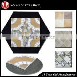 JiaLi Factory Supply Good Price Anti Slip Rustic Kitchen And Bathroom Ceramic Floor Tile                                                                         Quality Choice