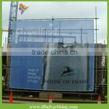 Digital printing fabric banner polyester flag banner for promotion