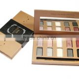 2015 Big Miss Rose Glitter Eyeshadow/Makeup Multi Colored Eyeshadow Palette