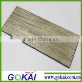 Wood pvc vinyl floor /high quality pvc floor tile designs                                                                                                         Supplier's Choice