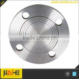 nickel alloy flat face flange