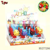 Tipping beetle candy toys new product