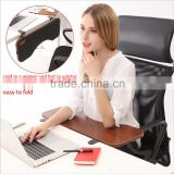 Table Edge Side Armrest Wrist Rest for Computer and Laptop Users at Home and in Office Ergonomic Furniture Stand