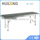 Easy to remove medical examinating table for patience body-check bed clinic bed use