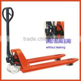 Brand New Light-weight Hydraulic Pump AC Manual Pallet Truck 2000kg Hand Operated Forklift