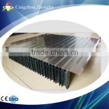 CNC machine Armoured accordion bellow cover& telescopic covers
