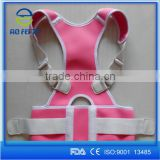 Neoprene Magnetic Therapy Orthopedic Back and Shoulder Posture Corrector with CE and FDA Certification AFT-B002