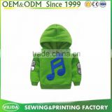 OEM Boys Boutique Clothes Wholesale Embroidery Pullover Hoodies Children's Sweatshirt
