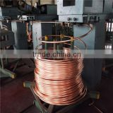 copper coil pipe for air conditioner price meter china supplier