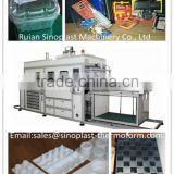 SPV700/1200ZK Automatic Blister Vacuum Forming Machine, plastic container thermoforming machine