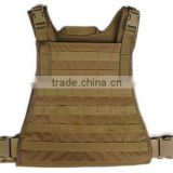 Tactical MOLLE Plate Carrier Vest/Molle Carrier Vest/Police Armor Plate Carrier