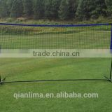 Easy-carry Volleyball net with poles