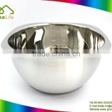 Stainless steel seasoning bowl salad bowl soup bowls