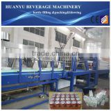 High Speed Shrink Wrapping Machine (For PET Bottles & Glass Bottles&Pop-top Cans)