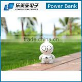 8800mAh Cute Cartoon Big Baymax Power Bank Portable General Charger External Backup Battery Pack