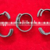 plastic single ring pipe clamp