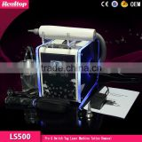 1064nm Factory Direct Wholesale Portable Q-Switch Nd Yag Laser Alexandrite Laser Machine/ Tattoo Removal Laser For Sale Mongolian Spots Removal