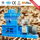 Automatic pellet machine used for waste wood and crops
