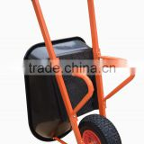 Heavy duty power agricultural tools and uses wheelbarrow with 6.50-8 wheel