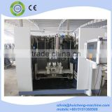 CE certificated automatic 5 axis CNC plastic broom wood broom making machine