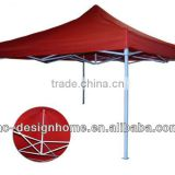 10' X 10' 190T POLYESTER/STEEL POP UP GAZEBO W/UV COATING INSIDE