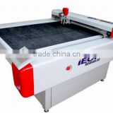 Automatic Cutting Machine with Static Table for Automotive PVC Coil Car Cover Mats and Carpets